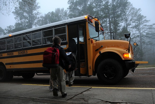 China Grove, NC – School Bus Accident Leaves Multiple People Injured